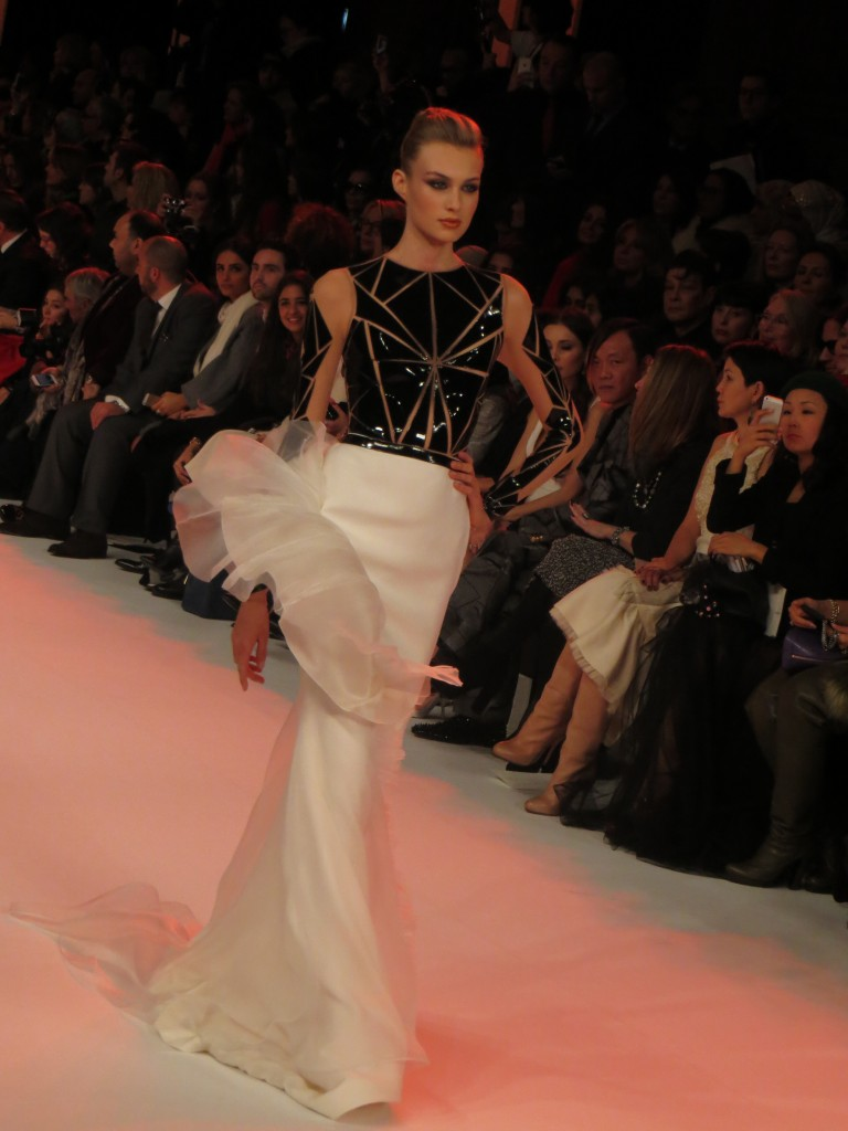 Stephane Rolland Haute Couture Spring Summer 2014