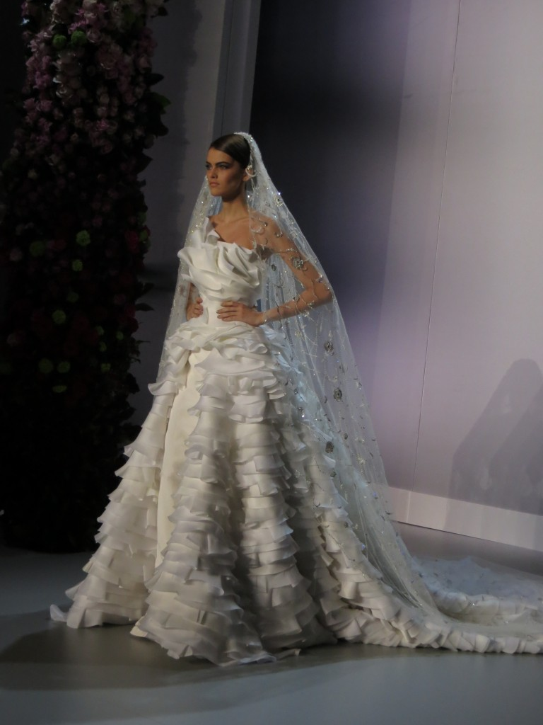 Ralph & Russo Haute Couture spring/summer 2014 collection