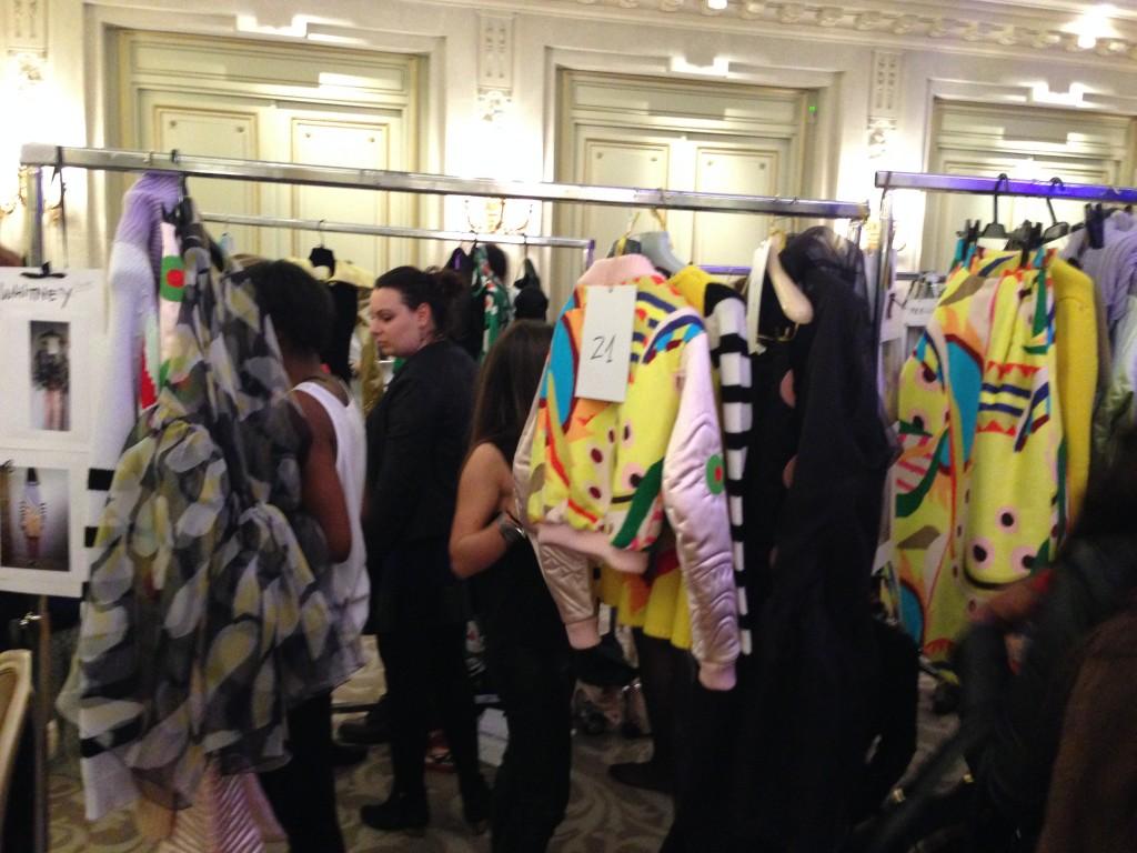 Junko Shimara collection fall 2014