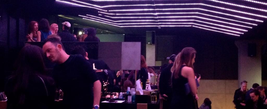 MIXT(E) - Yves Saint Laurent Beauty party
