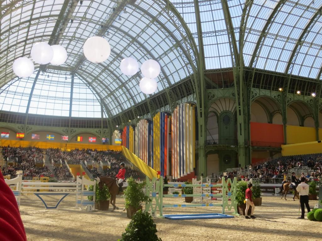 Saut d´Hermes grand palais paris 2014