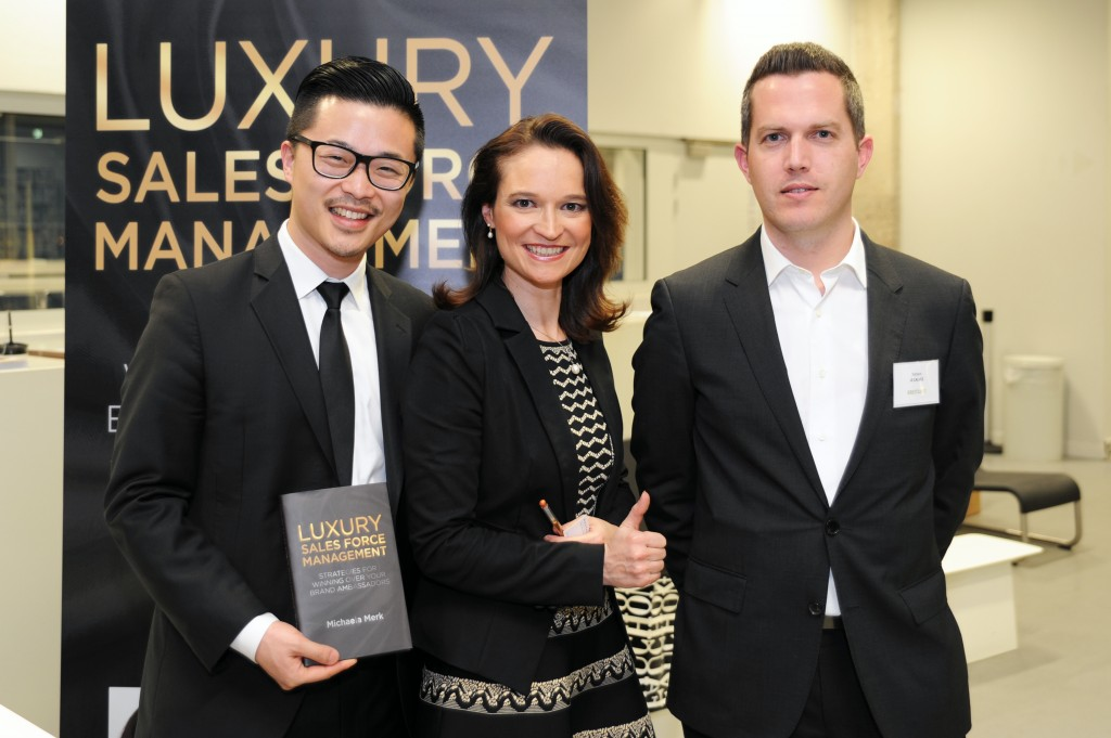 Luxury sales force management, by Michaela Merk