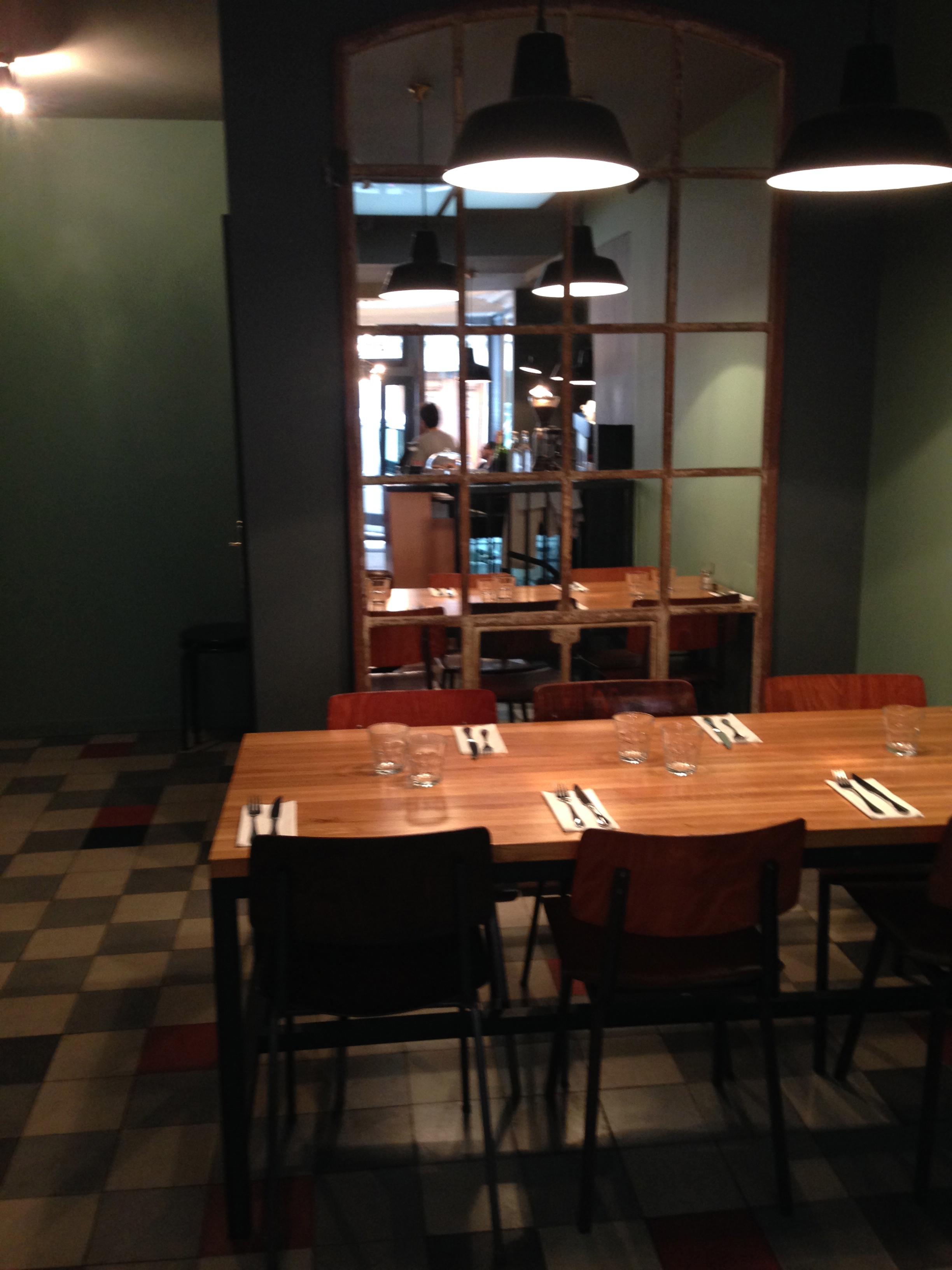 L´Atelier St George Burger Restaurant Paris