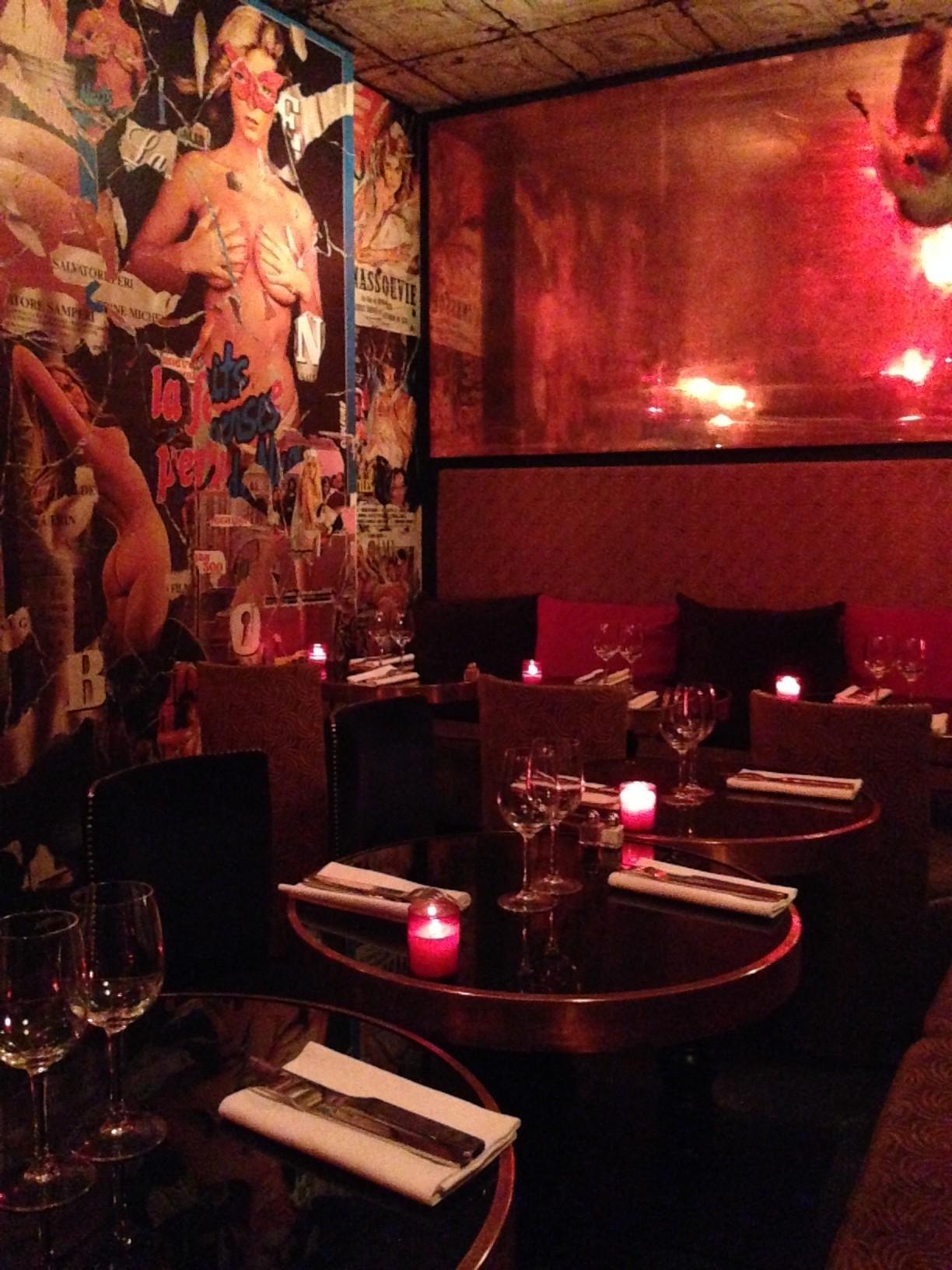 Le fourbi, cocktail tapas bar in Paris
