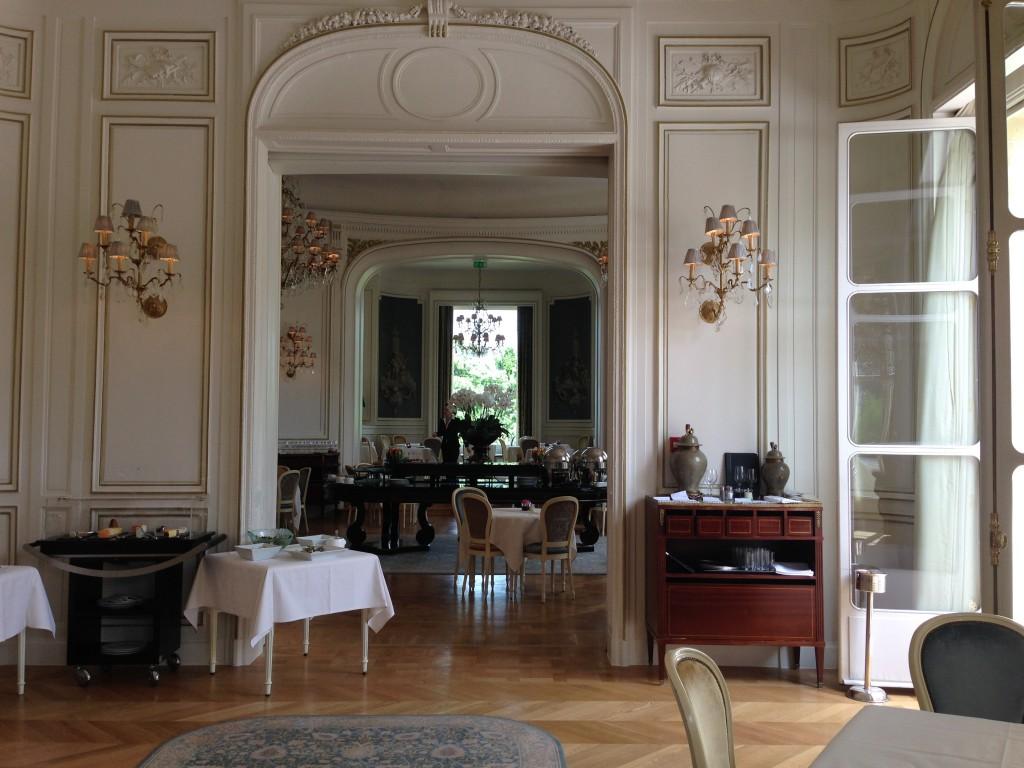 Château hotel mont royal
