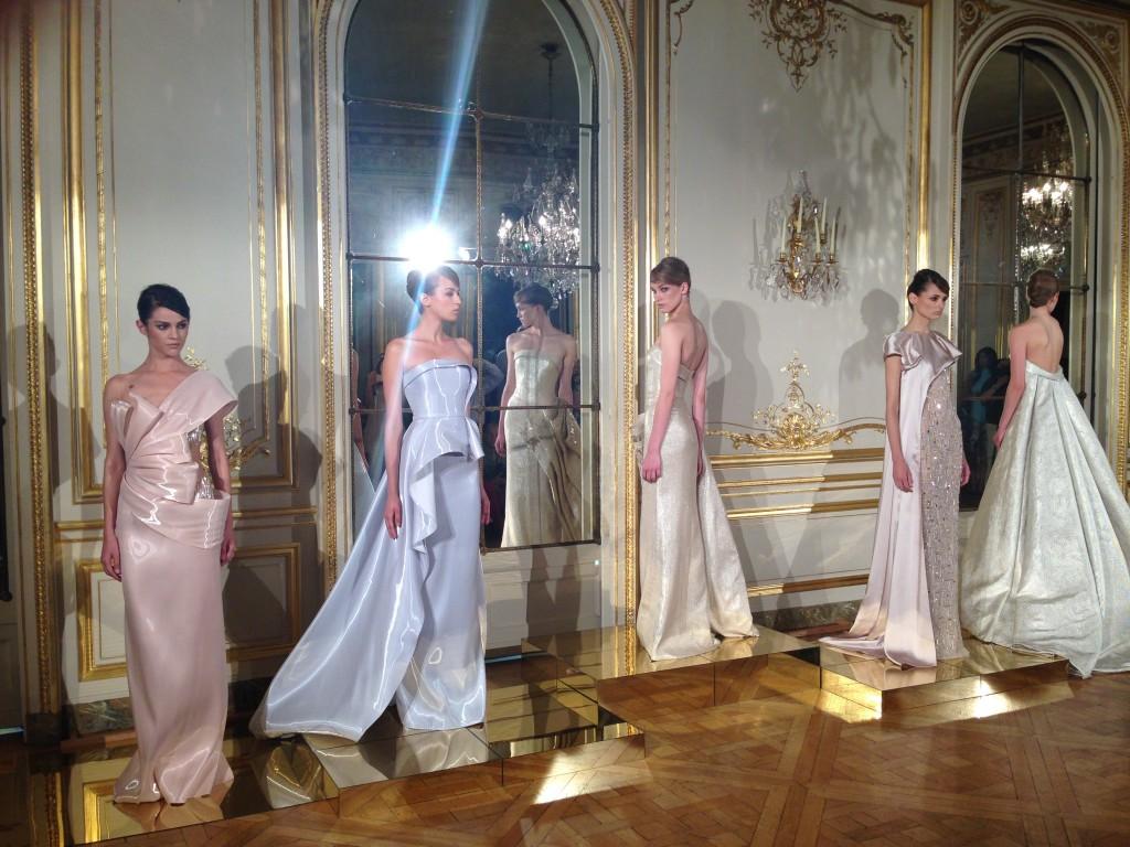 Rami al ali haute couture show in paris