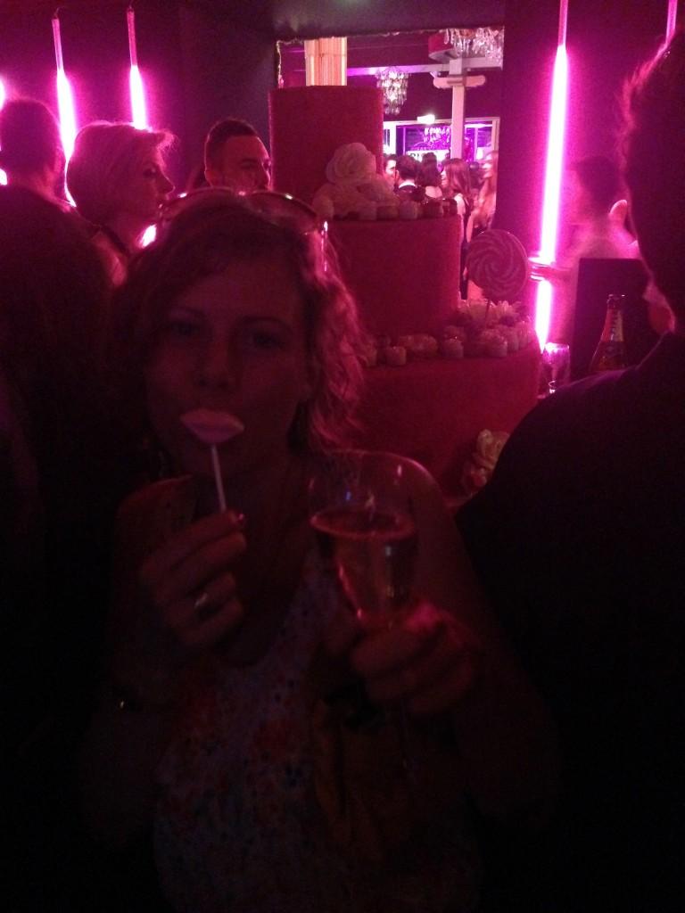 Lancôme 80 anniversary fashion party Paris