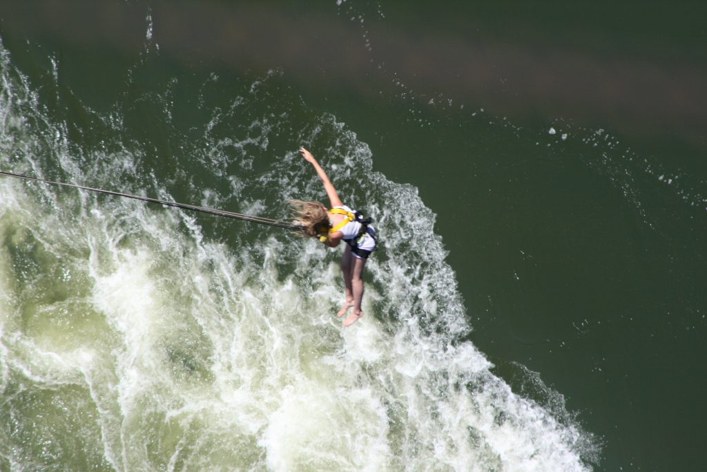 bungy jump africa