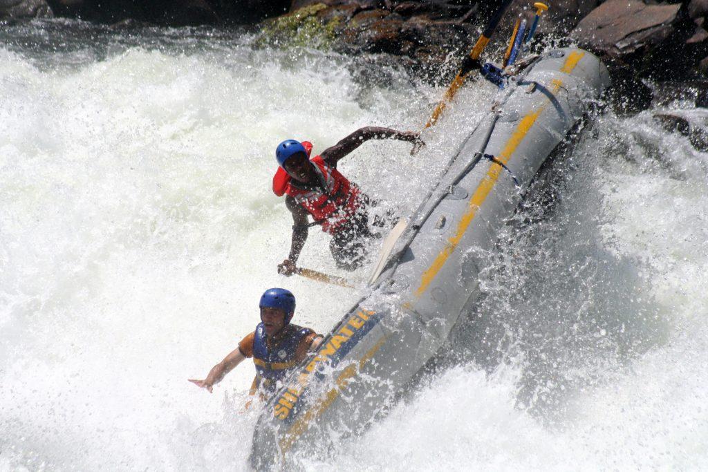 rafting 2007, vic falls, zambesi, Afrika 083