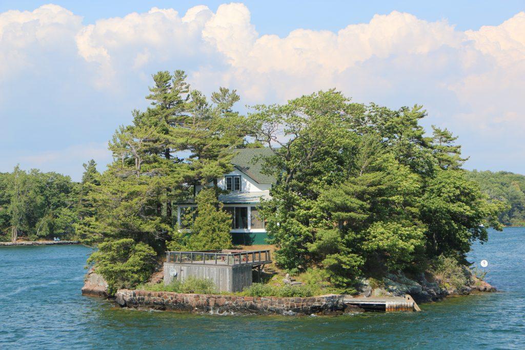 1000 islands - Gananoque - Canada
