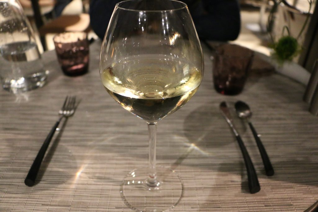 Le platinum restaurant Paris
