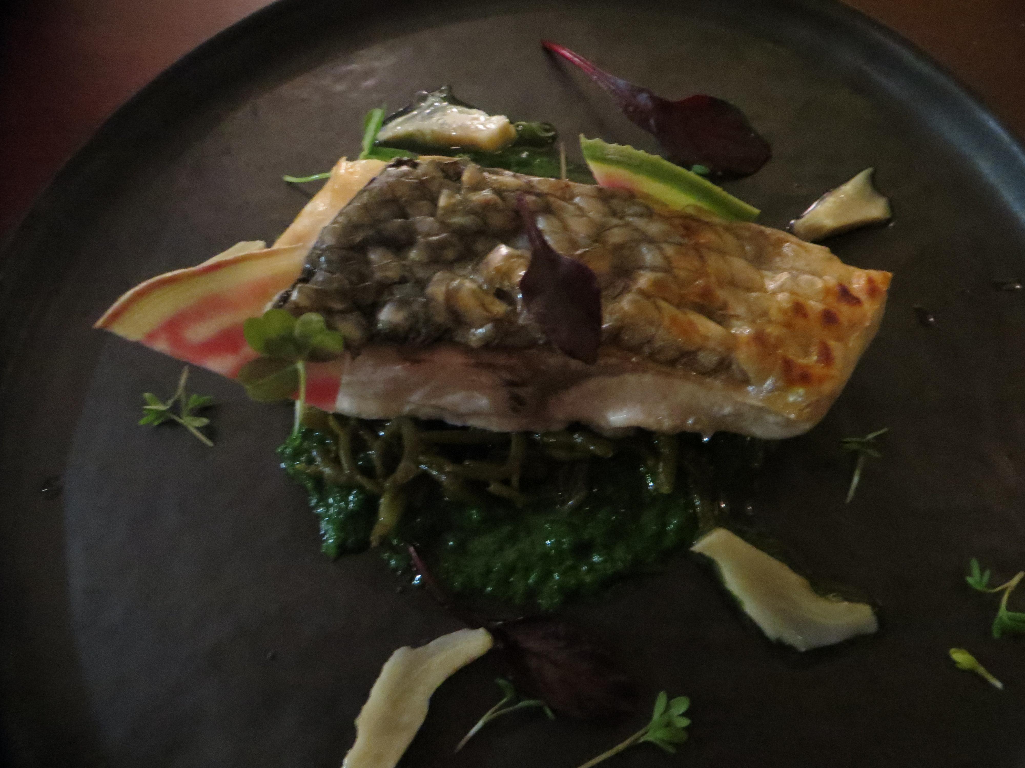 Food restaurant paris
