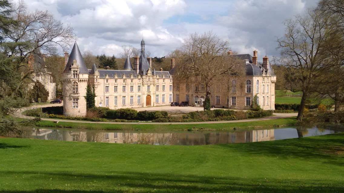 Chateau d´Esclimont