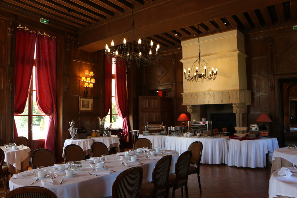Golf and spa hotel Château d´Augerville