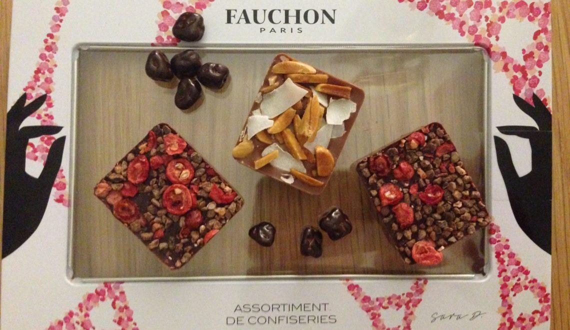 Fauchon chocolate in Paris