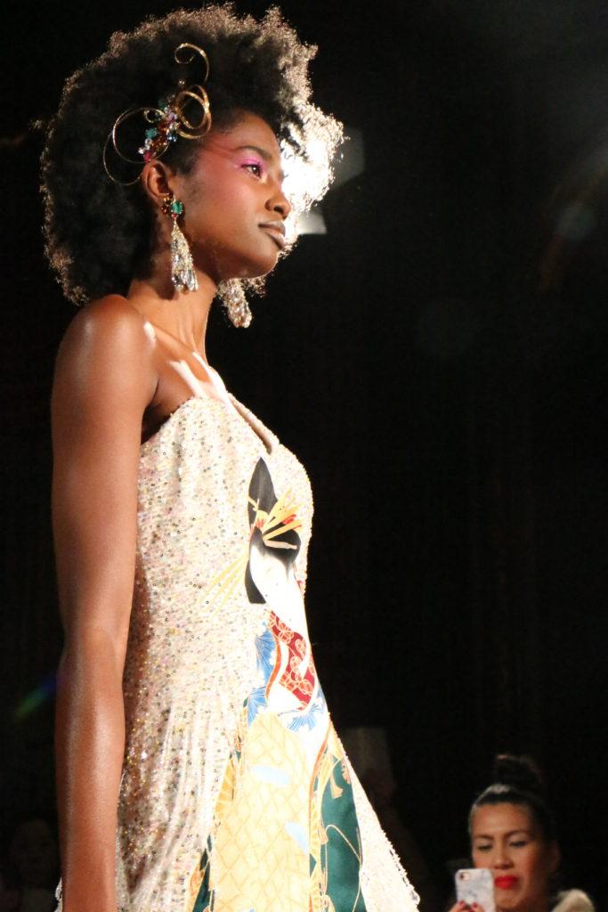 Yumi Katsura couture 2018