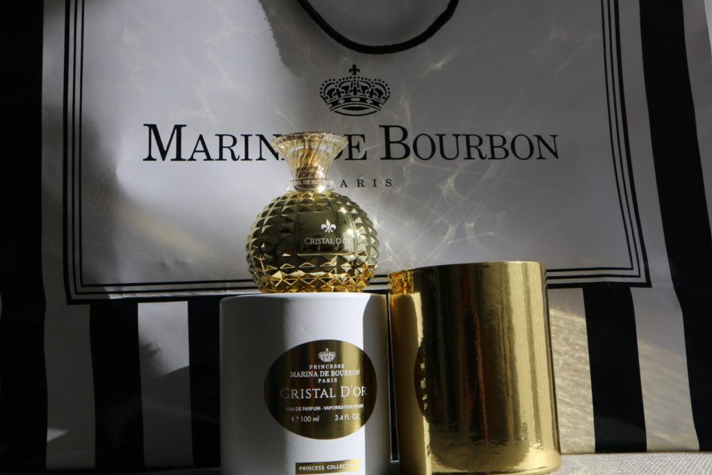 princess marina de bourbon paris