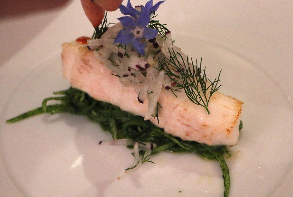 Grand hôtel Cannes - Park 45 restaurant