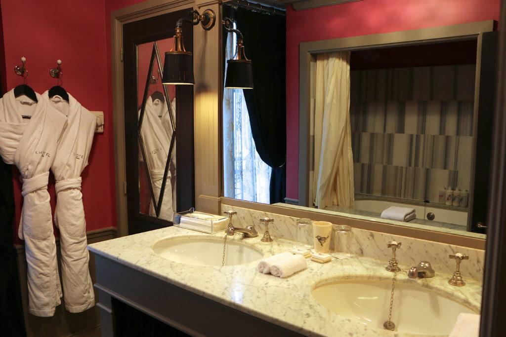 l´hotel in paris - 5 starred hotel