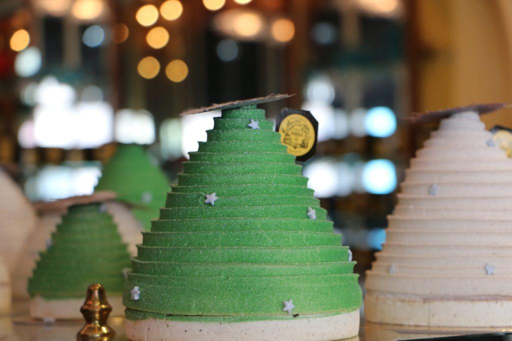 Mariage Freres Christmas tea Paris
