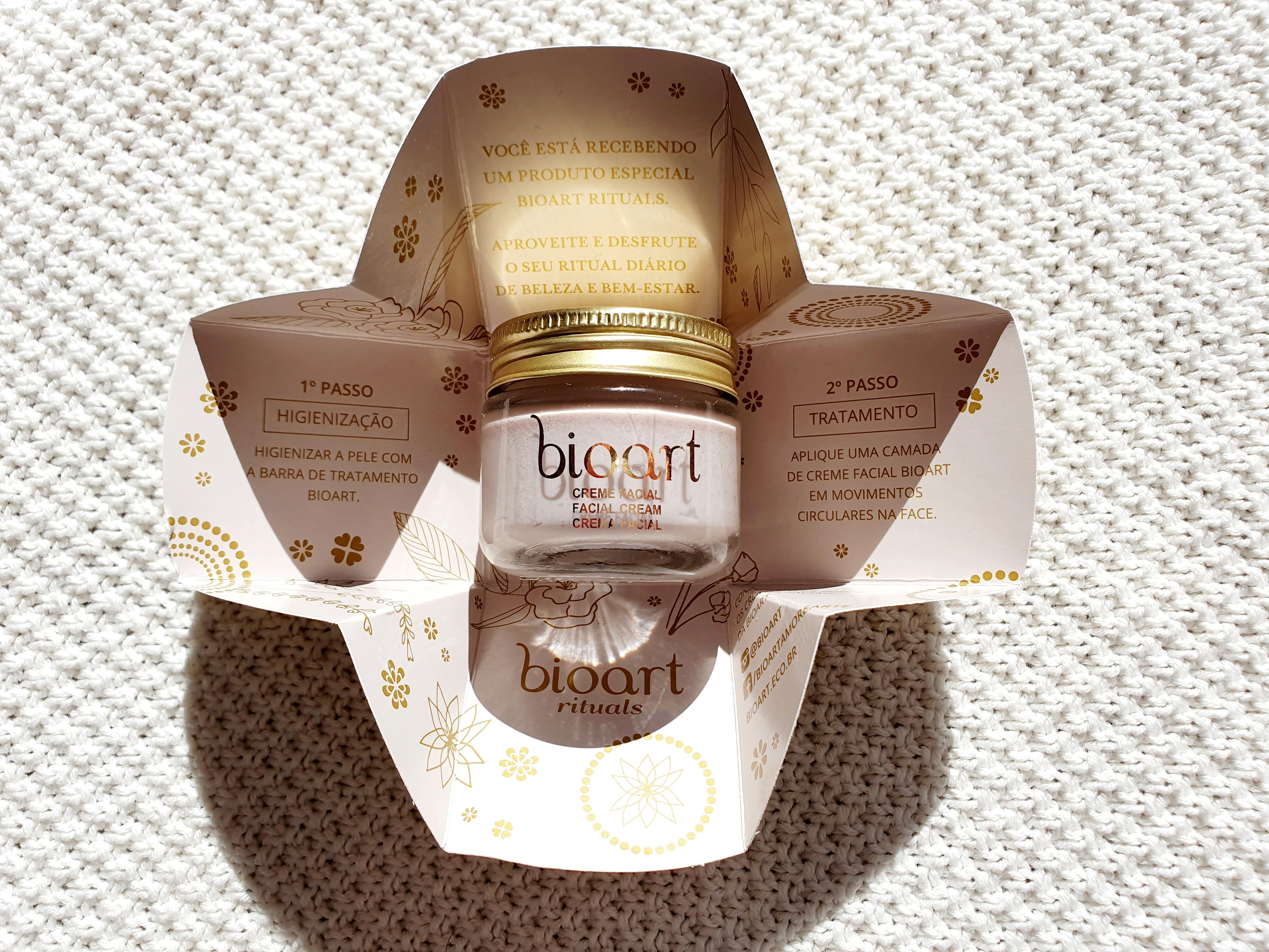 Bioart beauty products