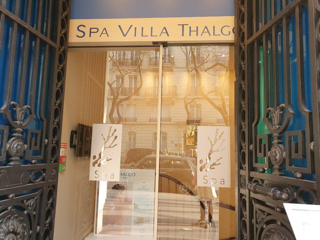 Villa Thalgo Spa Hammam In Paris Agent Luxe Blog